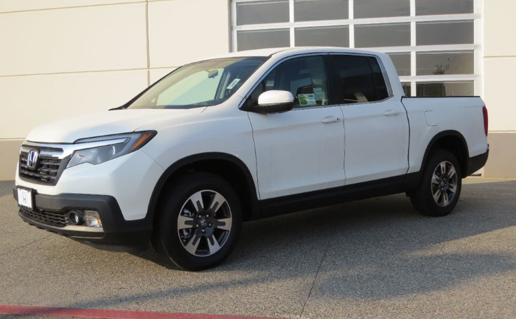 2019 Honda Ridgeline Changes
