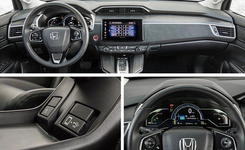 New Honda Accord 2018 >> 2019 Honda Clarity Plug-in Hybrid Fwd Spy Photo | Honda