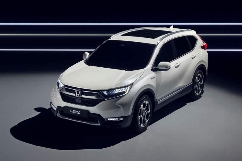 Honda Crv 2018 Release Date Usa >> 2019 Honda Crv Hybrid Usa Redesign Honda Engine Info