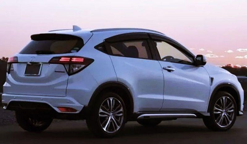 2019 Honda HR-V LX Turbo Specs | Honda Engine Info