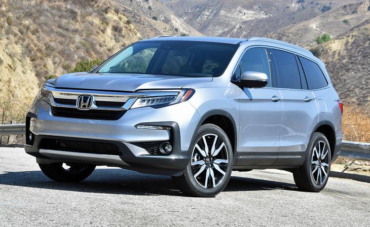 Subaru 3 Row Suv >> 2019 Honda Pilot Elite Design | Honda Engine Info