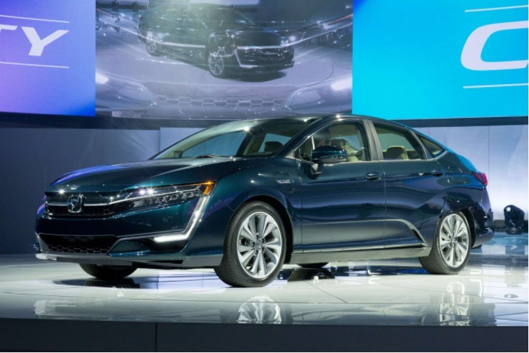 honda clarity plug  hybrid touring sedan honda engine info