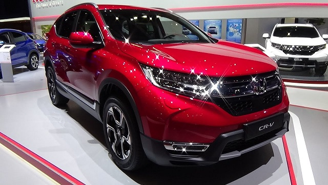 2020 Honda Crv Touring Release Date Honda Engine Info