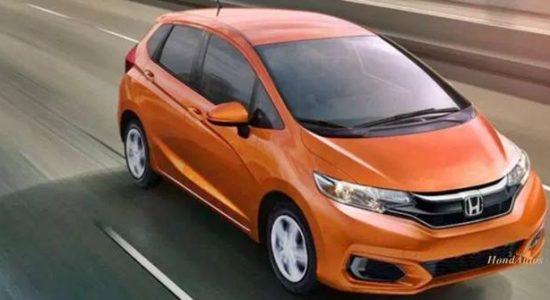 2020 Honda Fit Sport Cvt Hatchback Changes – Honda Engine Info