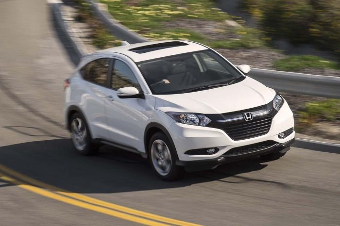 Honda Pilot Towing Capacity >> 2020 Honda HR-V Towing Capacity   Honda Engine Info