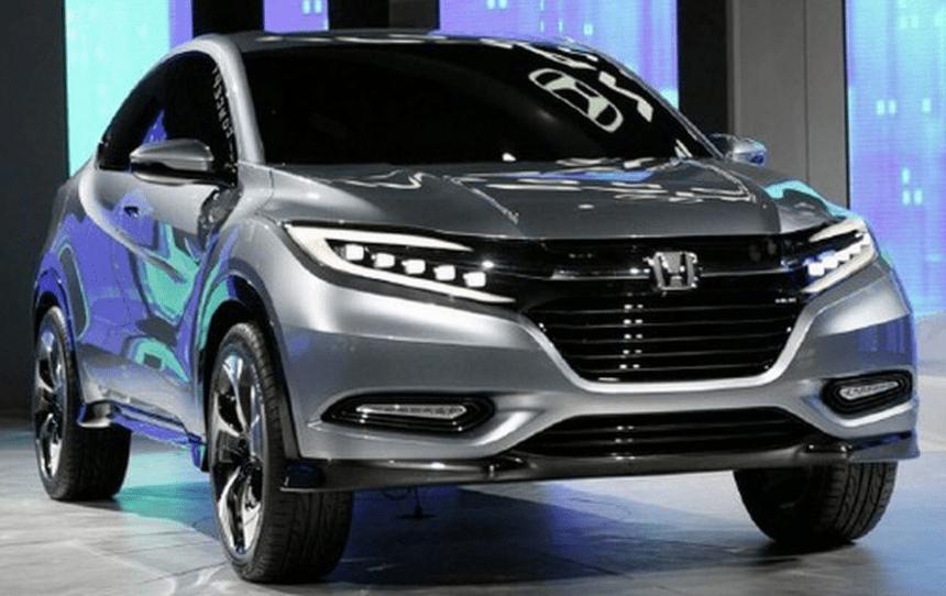 Honda Civic Exl >> 2020 Honda HRV Exl Navi Concept Changes   Honda Engine Info