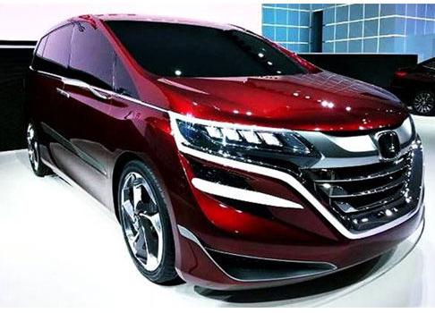 2018 Honda Pilot Release Date >> 2020 Honda Odyssey EX-L Features | Honda Engine Info