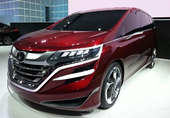 2020 Honda Odyssey Ex L Release Date Honda Engine Info