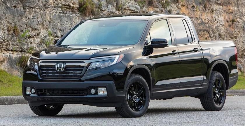 2018 Honda Civic Release Date >> 2020 Honda Ridgeline Black Edition Redesign   Honda Engine Info