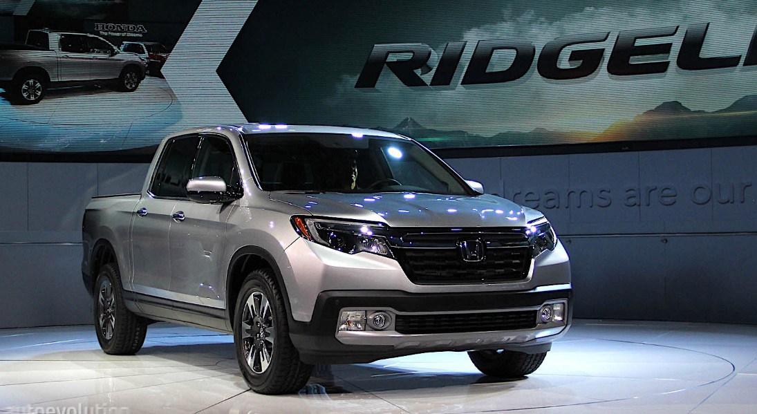 2020 Honda Ridgeline Refresh | Honda Engine Info