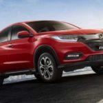 2022 Honda HRV Exterior