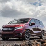 2022 Honda Odyssey Review Exterior