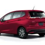 New Honda Fit 2023 Exterior