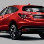 New Honda HRV 2023 Exterior