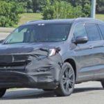 New Honda Pilot 2023 Spy Photos Exterior