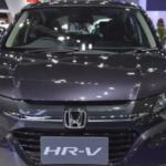 2022 Honda HRV Colors Exterior
