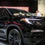 2022 Honda Pilot Redesign Exterior