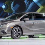 New Honda Odyssey 2023 Exterior