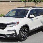 New Honda Pilot 2023 Rendering Exterior